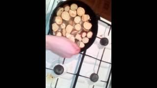 Жареная картошка у мундирах
