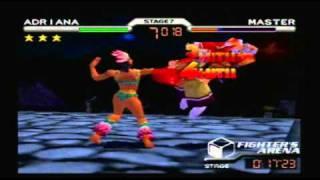 Fighter Destiny 2 - Adriana Playthrough (Fighter
