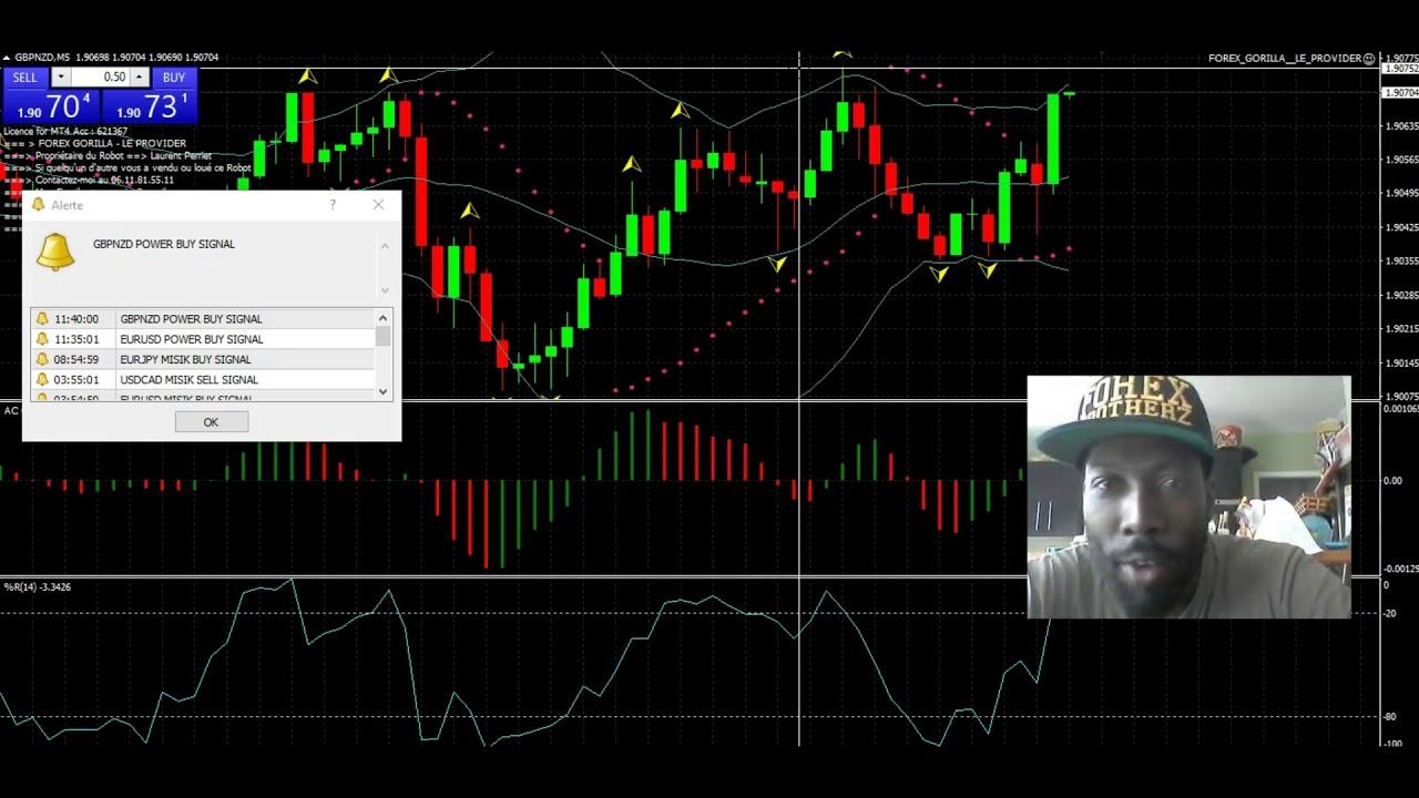 Les Signaux Forex et Signaux de Trading Fiables