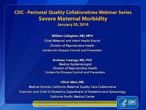Severe Maternal Morbidity