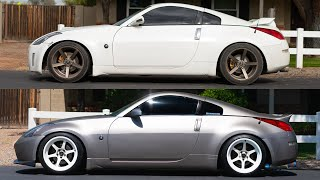 Building a 350z in 16 Minutes!