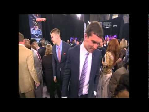 NFL Draft 2012 - Round 1 Pick #1 - Andrew Luck (Colts)