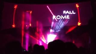 Ulver - So Falls The World (Live @ Labirinto della Masone 03/06/2017)