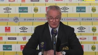 FC Nantes - AS Saint-Étienne : la réaction des entraîneurs