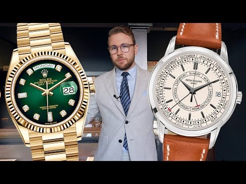 Baselworld 2019 Highlights: Top 5 Rolex Patek Philippe Breitling Tudor
