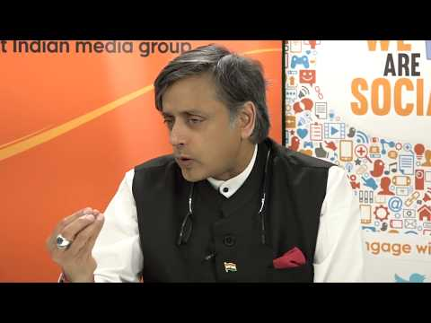 Shashi Tharoor Latest Interview | In Auckland, New Zealand