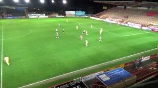 Juma Omar Vs Exeter City U18 (FA Youth Cup)