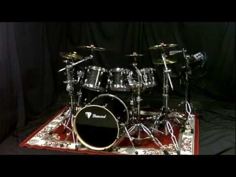 Diamond Drum Video