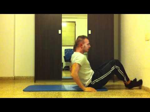 Pilates: cómo fortalecer la espalda