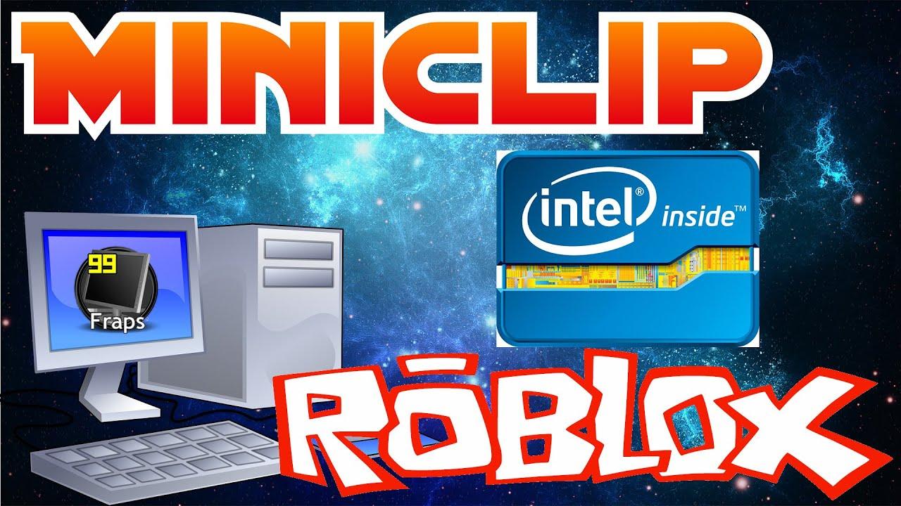 Roblox / Miniclip Benchmark | i5 4690K + gtx 970