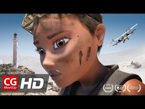 "CGI Animated Short Film HD ""The Ocean Maker "" by Lucas Martell 