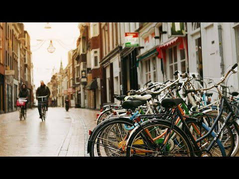 I Lived In The World's Cycling City & This Is What I Learned