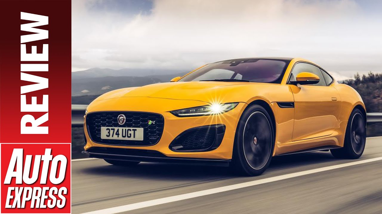 New 2020 Jaguar F-Type review - has Jag finally made the ...