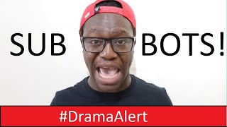DEJI buying YouTube BOTS!  #DramaAlert  ( Actual PROOF! )
