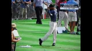 Graham DeLaet - #1 Best Ball-Striker in the World (Oct 4, 2013)