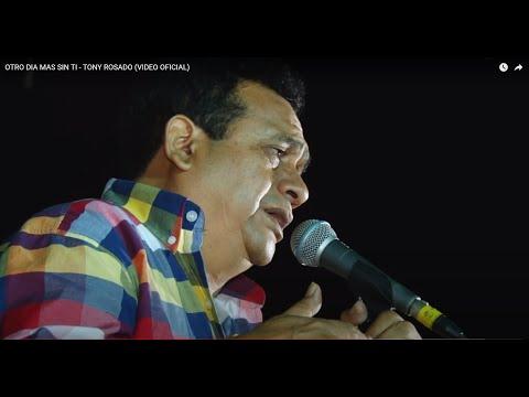 Tony Rosado - Otro Día Mas Sin Ti (En Vivo)