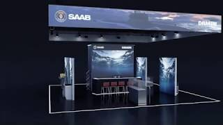 homepage tile video photo for Saab's Underwater Technology Virtual Booth