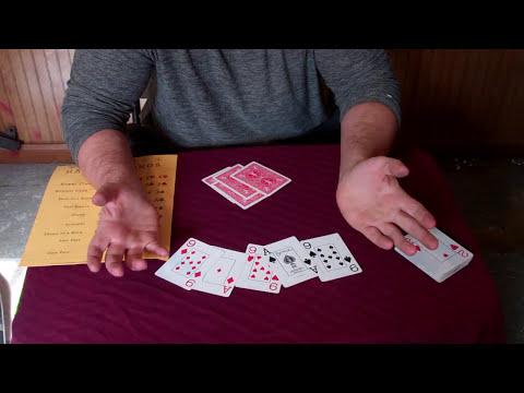 Learn 2 Win At Poker - Magic Trick