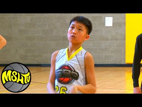 Dunkan Nguyen has HANDLES and VISION - 7th Grader with Game - EBC Washington
