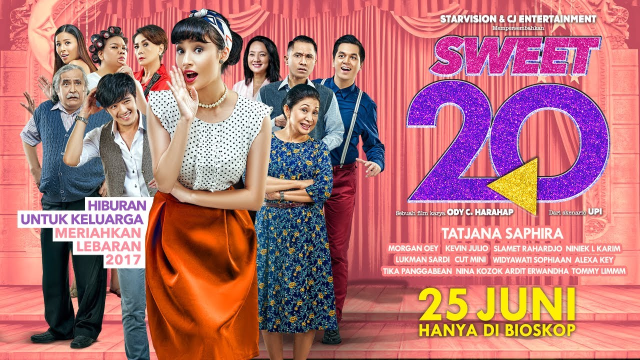 SWEET 20 Official Trailer #2