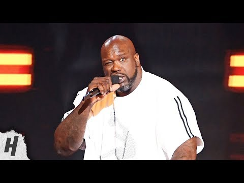2019 NBA Awards - Opening Monologue | Shaquille O'Neal