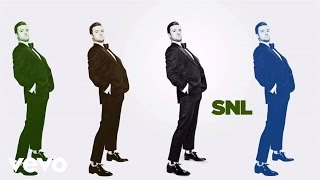 Repeat youtube video Justin Timberlake - Suit & Tie (Live on SNL) ft. JAY Z