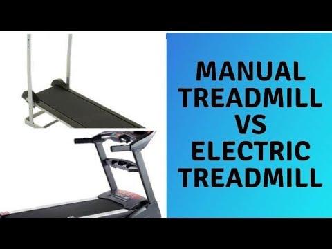 Manual Treadmill Vs Motorized Treadmill, Which Is Better?