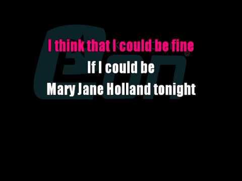 Lady Gaga Mary Jane Holland Eon karaoke demo