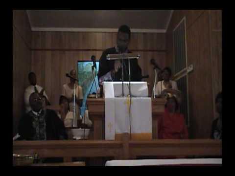 Pastor Melvin Andrew Davis