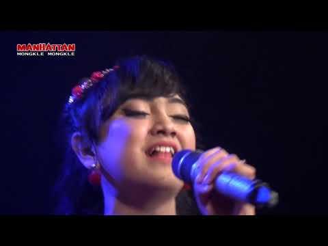 Sing biso    Jihan audy  om MANHATTAN Terbaru 2018 live Mantingan
