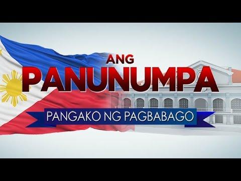 Ang Panunumpa: Pangako ng Pagbabago