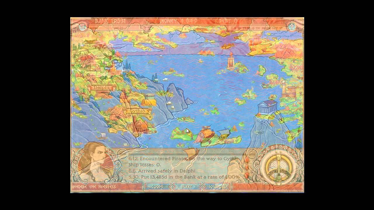 Odyssey Online Greece