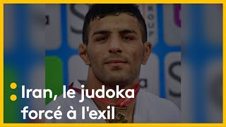 Iran, le judoka forcé à l'exil