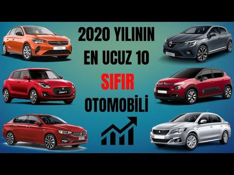 2020 Yılının En Ucuz 10 Otomobili (Bu modellerden ucuzu yok !)
