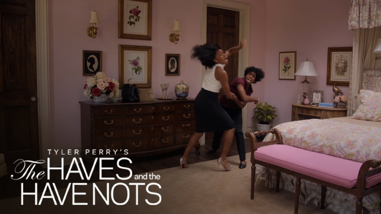 Download Hanna and Veronica Have a Blowout Fight | Tyler Perry's The Haves and the Have Nots | OWN