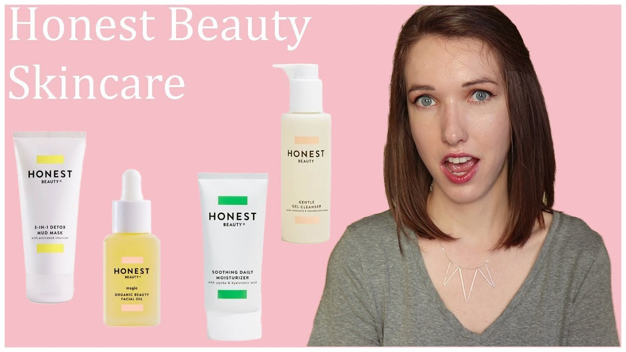 Honest Beauty Skincare Review Youtube