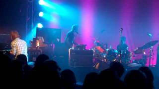 "Atoms for Peace (FIRST SHOW EVER) play ""The Eraser"" at the Echoplex! 10/2"