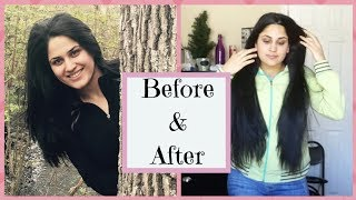 Secret Recipe for Really LONG HAIR FAST, Garlic for HAIR LOSS and GROWTH.