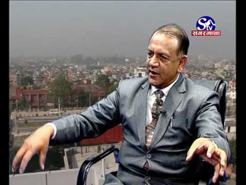 STV Chat With Prof. Dr. Yubaraj   Sangroula
