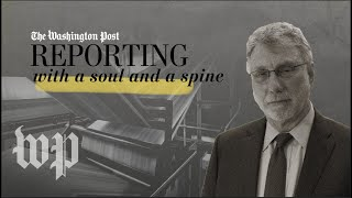 Marty Baron on reporting with a soul and a spine | How to be a journalist