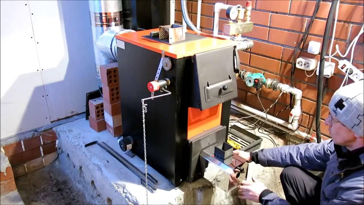 9 дек 2013. Процесс установки горелки пеллетрон-15 в котел куппер овк-18 (ок-16) пеллетная горелка