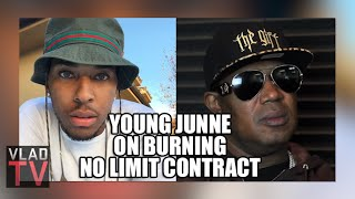 Young Junne on Master P