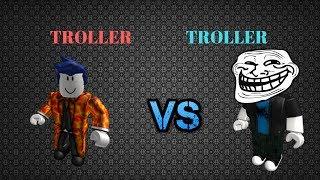 Troller Vs Troller ROBLOX (original) kohls admin house!!!!