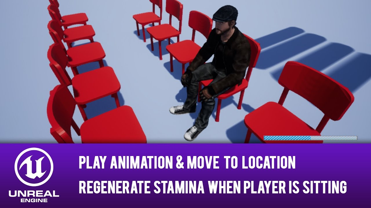 Ue4 blueprint move to location play animation regenerate ue4 blueprint move to location play animation regenerate stamina when is sitting malvernweather Choice Image