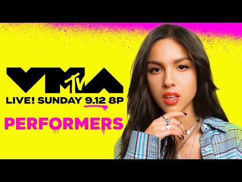 MTV Video Music Awards 2021   Performers