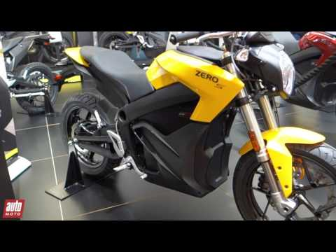 2016 gamme motos lectriques zero motorcycles salon de la for Reduction salon de la moto