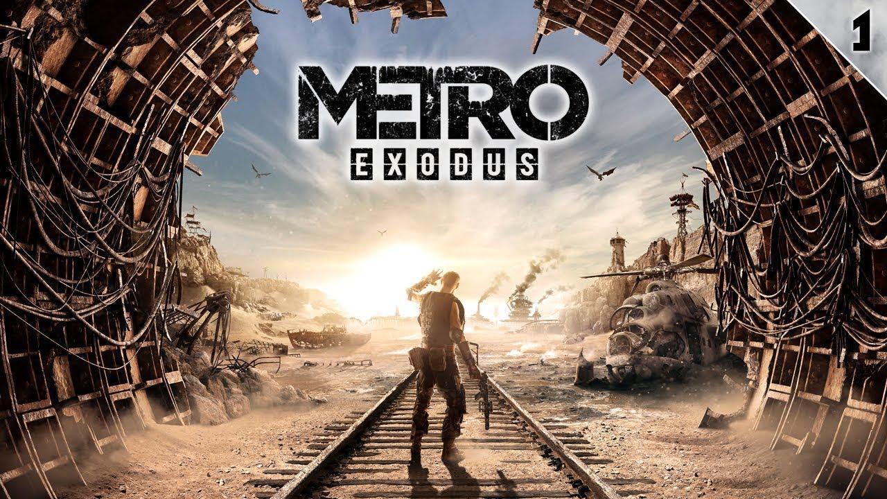PRIMER CONTACTO | METRO EXODUS Gameplay Español