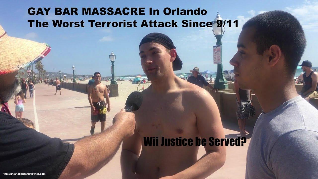 Terrorist gay