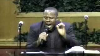 Pastor Tim Slaughter