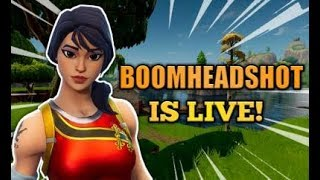 Fortnite India | Arena and Scrims | Code- BoomHeadshot1G